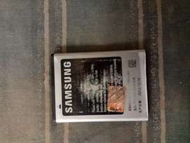 Samsung genuine battery 1350 mah for all kind of Samsung mobiles .
