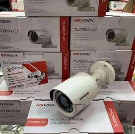 PAKET KAMERA CCTV BISA ONLINE KE LAPTOP BERGARANSI