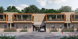 3BHK Row House now in 16.91 lacs at Jahangipura Olpad Road