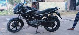 My pulsar bike is very good condition.