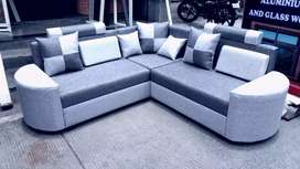 New sofa corner six seetar