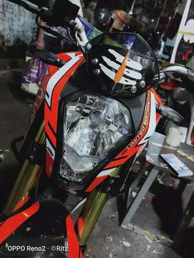 KTM DUKE 200 (ABS) Ultra Edition Date of Regn - 19 Jul 2019