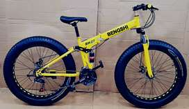 Bengshi for fat tyre Foldable