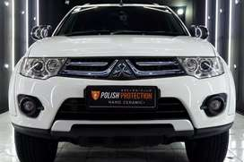 Mitshubishi Pajero Nano Coating Laminasi Mobil Salon Mobil