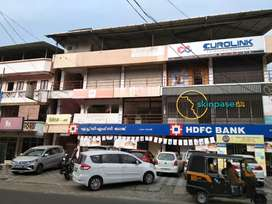 Second floor for rent ,aboveHDFC bank,pala