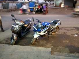 Pulsar RS200 great condition