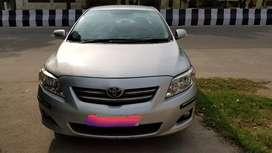 Corolla Altis, Snr Citizen owned Single hand used, Noida Reg
