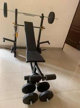 Hashtag fitness Home Gym Equipment