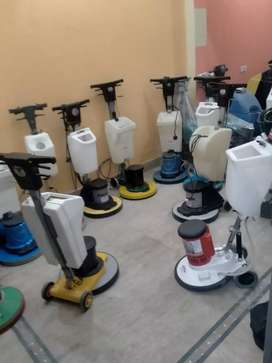 Numatic Marble floor cleaning and polishing machine