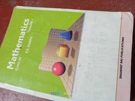 RD Sharma Class XII mathematics book Volume I