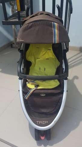 Stroller bayi coco latte trip