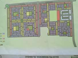 Gulberg islamabad 5mrla plot for sale