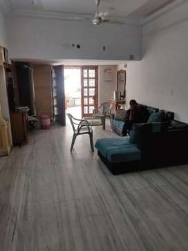 Main road touch fully furnished bungalow for rent