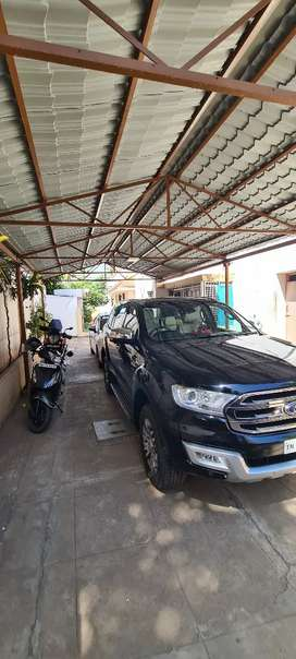 Ford Endeavour 2016 Diesel 42500 Km Driven