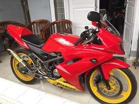 Dijual Ninja RR 150cc 2012