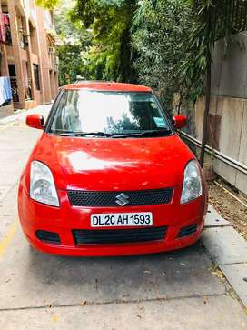 Swift VXI petrol cng in good condition