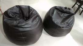 Bean Bag (two peices) Welspun brand XL size