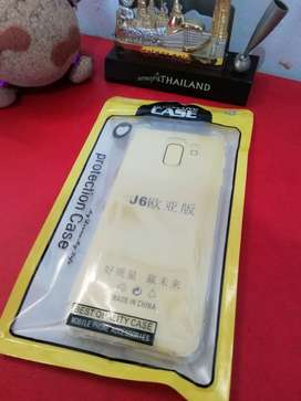 [PROMO] Soft Case / Casing Anti Crack Samsung J6