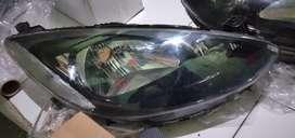 Headlamp lampu depan mazda 2 kanan