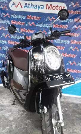 New Scoopy Stylish model Terbaru 2019