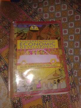 Class 10 NCERT Economic Book