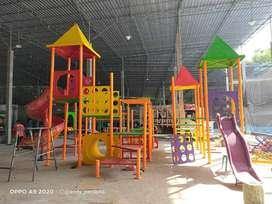 karet ban odong odong kereta panggung NS odong playground taman