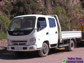 Master Foton 2010 get on easy monthly installment.