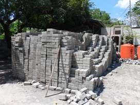 Jual paving blok segi 6 uditx box Casper panel betom semua jenis beton