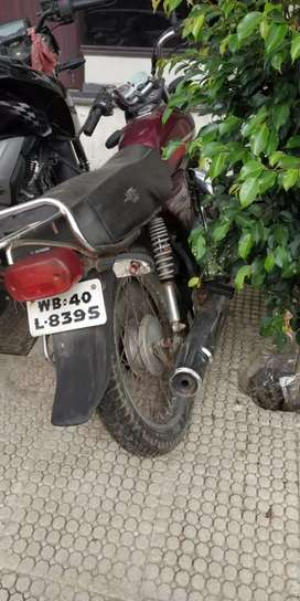 Yamaha crux ,in superb cndtn timily servicing done.used fr locl trvlng