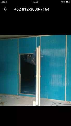 Jual cold storage/cold room panel polyurethane