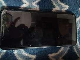 Samsung J6+ display cracked