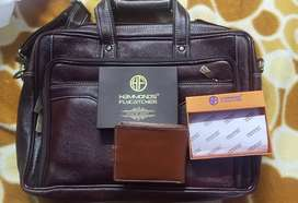 Orginal and unused Hammonds Flycatcher office cum laptop bag