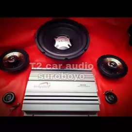 Paketan audio komplit hollywood+box+kabel