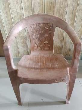 Neelkamal Plastic Chair set of 5