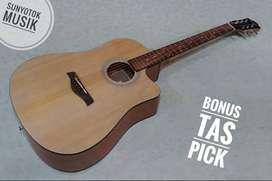 Gitar Akustik Cowboy Seri GWC-240 NA
