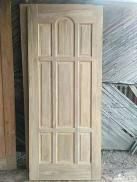 (promo) daur pintu, kusen, jendela kayu jati Yogyakarta