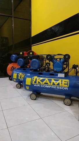 Kompresor Udara 3PK Motor Listrik Gratis Ongkir