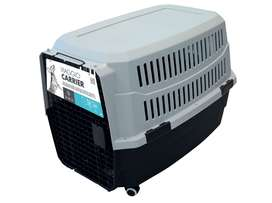 IATA approved dog crate (can be used for transportation on flight)