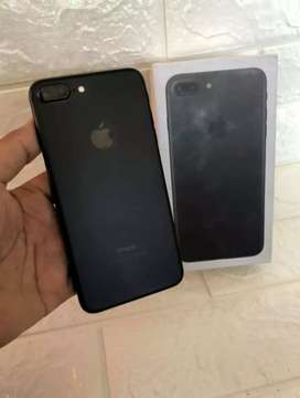 Iphone 7 plus 128Gb  jatblack
