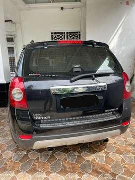DIJUAL MOBIL CAPTIVA DIESEL 2011 facelift