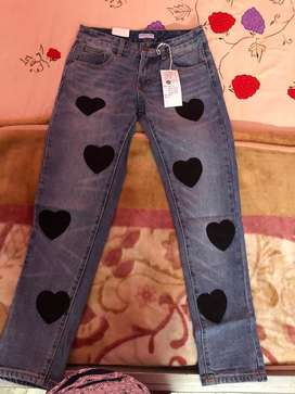 jeans brand IQUOR N POKER size 8