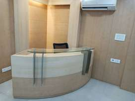 54 Seater fully furnished office available in basemen  1.25lacst