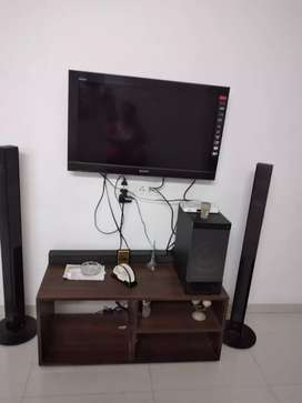 Home theater and TV for sale