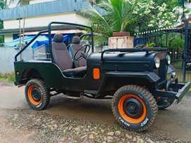 Mahindra Jeep 1993 Diesel Well Maintained