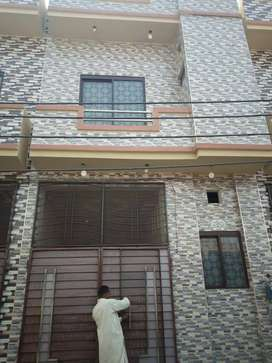 Brand new houses for sale at reasonable price