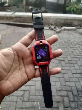Smartwatch Imo Anak Edisi Transformer Optimus Prime