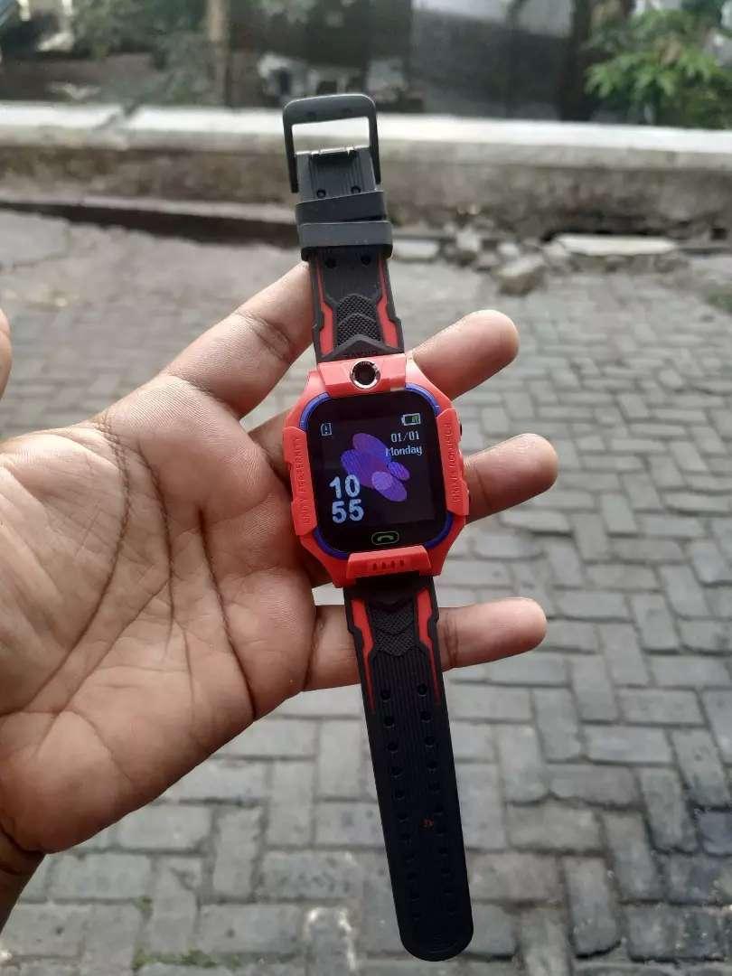 Smartwatch Imo Anak Edisi Transformer Optimus Prime 0