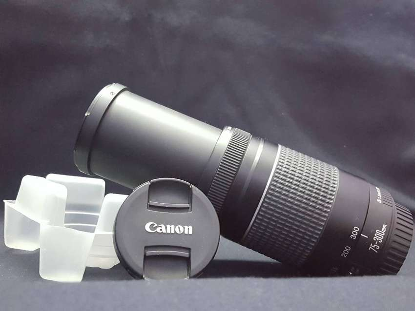 Conon 75-300 , Good condition 0