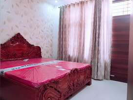 125 Gaj 3 Bhk Flat with Covered Parking and Store Gated Society