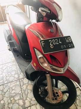 Yamaha mio tahun 2010 istimewa